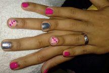más uñas