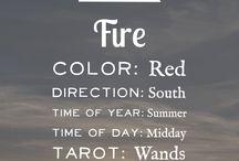 Fire, my spirit
