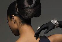 Wedding Day Hair Designs  / by Vikki P
