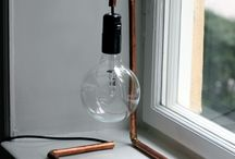 Metal Pipe Lamps Diy