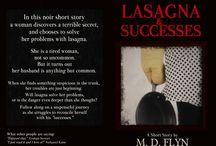My Books - M D Flyn