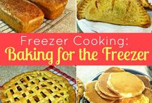 Freezer Cooking / by Barb Camp -Second Chance to Dream