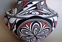 pattern ceramiche zuni