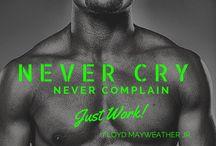 MAYWEATHER / Floyd Mayweather
