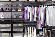 The Well Appointed Closet / Stylish, organized closets - curated by Melissa Hawks of The Well Appointed House http://www.wellappointedhouse.com.  She is also the author of the Living the Well Appointed Life blog http://blog.wellappointedhouse.com - with over 17,000 Facebook followers, 14,000 Twitter followers - join us for a well appointed house and home! / by The Well Appointed House by Melissa Hawks