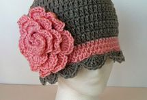 Crochet Childrens Beanies