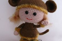 Crochet patterns / Crochet pattern by Gala Stelmakhova