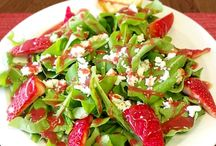 """Arugula Salad / It makes a great side dish, but this salad is even better as a pizza topping. It looks very presentable for guests and takes only minutes"""" Check out the ingredients and step by step directions at http://www.bestlifeblueprint.com/healthy-recipies/arugula-salad"""
