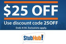 Stubhub Fan Codes 2017: 50% OFF Promo Code / Get up to 50% discount with Stubhub Fan Codes 2017 or Promo code at Promo-code-land.com. Stubhub.com was founded in 2000, an online discount ticket portal with equal opportunities for buyers and seller.People who are looking to buy or sell their tickets for games, concerts, shows, theater goto stubhub.com/fan-code/ official webpage for check their valid or current Stubhub Fan Codes.