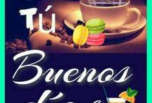 Frases bonitas Buenos Dias