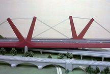 Concorso Ponte sull'Avisio (TN), scala 1:200