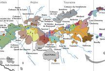 Carte des vins de Lore
