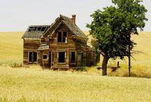 ruinas de casas