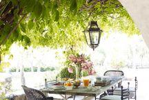 - patio -