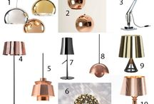 Interior Trends / Interior trends for lighting / decor and furniture