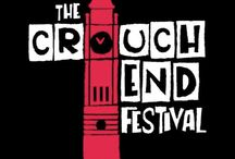 Crouch End Festival / UK's largest community arts festival with over 200 events over 10 days in June.