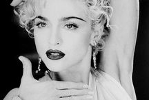 Madonna.  The Cameleon. / The many faces of Madonna