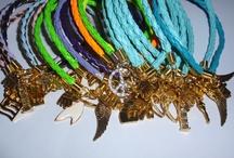 bracelets by eleni maniati / handmade