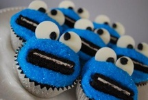PARTY: cookie monster & friends