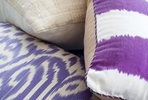 Pillow, Cushion, Pouf + Co