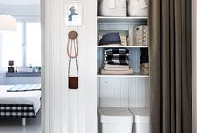 home. organized. / organization ideas. some people are so wickedly smart. / by Minttu L.