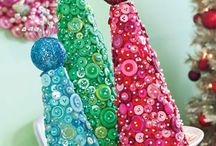 Button Crafts / by Abby Hart
