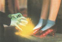 Wizard of OZ / by Mindy Barlow