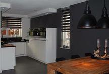 De Keukens van de Keukenmaat in Papendrecht / Om een goede impressie te krijgen van wat wij o.a mogen realiseren zullen wij enkele keukens met jullie delen.