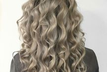 Hair Goals / #inspiration #hairstyle #greyhair #curls