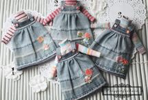 Dolly cutey clothes