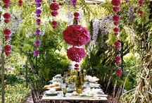 decoración cena