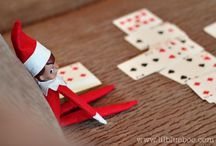 Holly's Tricks - Ideas for Elf on Shelf