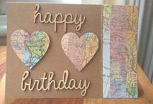 JadeCharisCards / Birthday Cards