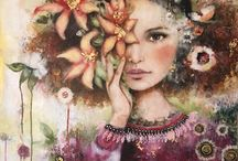 Claudia Tremblay / Canadian artist from Quebec
