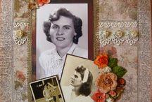 Crafts - Heritage Scrapbook / by Claudia Tyler