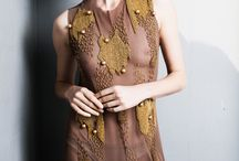 Heritage Collection S/S 15 / A pret a porte collection of handmade dresses influenced by Ancient Greek Patterns