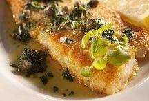 Recepten Vis Schaaldieren