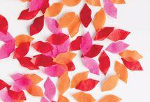 Orange U Pink