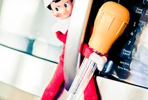 Elf on the shelf / by Toni M
