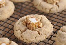 Christmas cookies / Cookies and brownies and blondies oh my / by Joy Clark