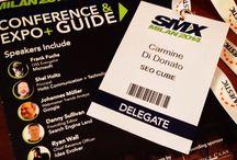 Smx / Partecipazione annuale all'SMX di Milano.