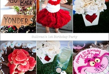 Audrina Birthday Party Ideas / by Kimberly Dick