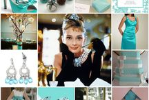 Tiffany Themed Wedding  / by Tiffany Geare