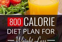 800calorie diet