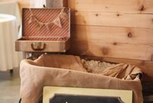 ideas to use some of the decor at the barn!