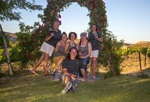 Our Family / Work, Fun, and Wine at Alcantara Vineyard and Winery