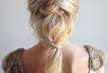 penteados c trança