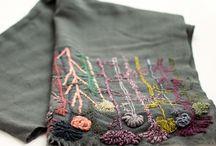 Linens / Shawls