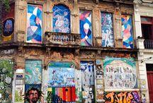 Vida, Color y Calle
