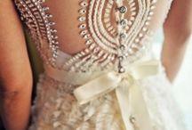 The dress / by Hazel Lebiga